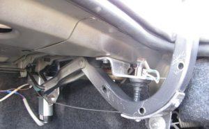 Электропривод крышки багажника выбор установка