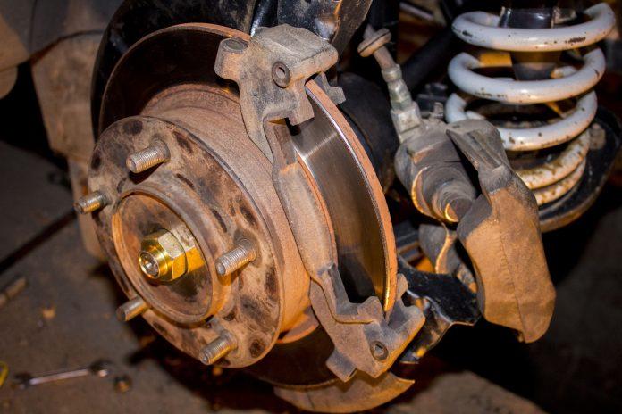 Замена ступичного подшипника Нива Шевроле как заменить подшипники ступиц Niva Chevrolet