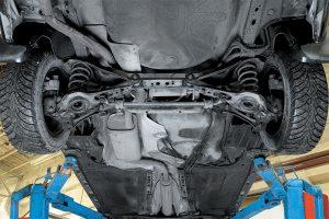 Задняя подвеска форд фокус 2 ремонт