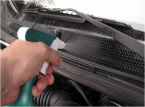 Чем почистить автокондиционер своими руками