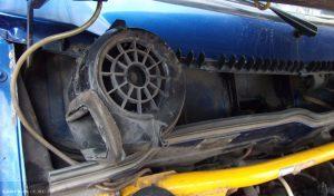 Замена моторчика печки 2114 как снять вентилятор печки ВАЗ 2114 замена двигателя печки ВАЗ 2114