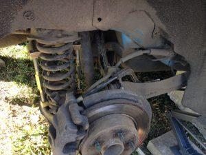 Неисправности задней подвески Форд Фокус 2