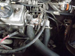 Проверка термостата и замена термостата ВАЗ 2114-2115