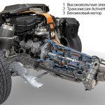 Гибридный двигатель автомобиля устройство принцип работы