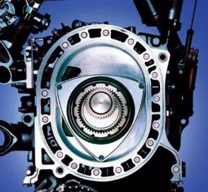 Роторный двигатель устройство