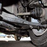 Стук в передней подвеске автомобиля причины ремонт