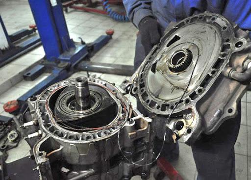 Роторно-поршневой двигатель: устройство роторного мотора, преимущества и недостатки