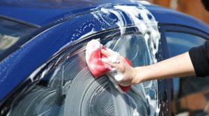 Как помыть машину правильно