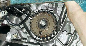 Насос масляный системы смазки двигателя