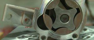 Маслонасос двигателя конструкция