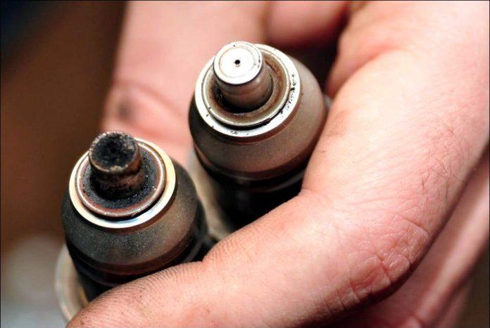 Форсунки ВАЗ 2114 чистка замена форсунок ВАЗ