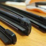Резинки стеклоочистителя замена