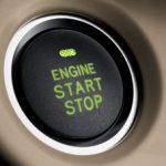 Кнопка запуска двигателя без ключа