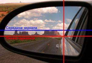 Как проверить настройки зеркал в машине