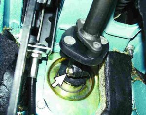 Замена рулевой рейки ВАЗ