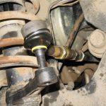 Замена наконечников рулевых тяг