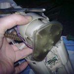 Замена сеточки фильтра бензонасоса своими руками