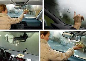 Запотевают стекла в машине что делать