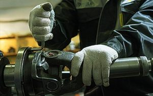 Как проверить подвесной подшипник кардана