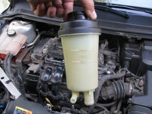 Замена жидкости ГУР Форд Фокус 2