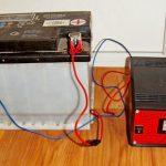 Десульфатация аккумулятора