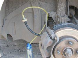 Прокачка тормозов с АБС как прокачать тормоза с ABS