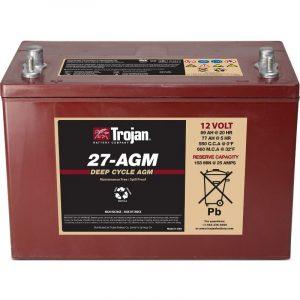 AGM аккумулятор плюсы минусы