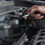 Проверка двигателя на герметичность