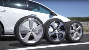 Размер колес автомобиля на что влияет