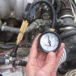 Как измерить давление бензонасоса