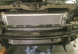 Радиатор ВАЗ 2110 замена своими руками
