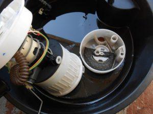 Топливный насос Форд Фокус 2 замена