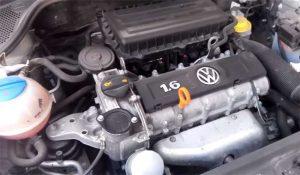 Сколько масла в двигатель Фольксваген Поло