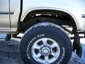 Шины с высоким профилем размер колеса