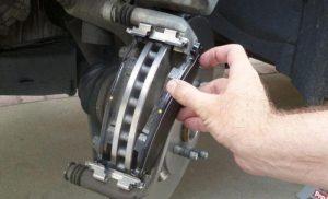 Как притереть колодки и диски после замены