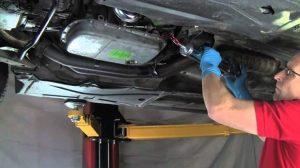Замена масла в коробке автомат Форд Фокус II