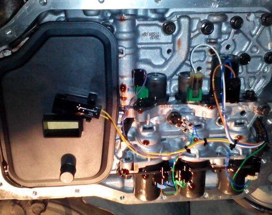 Замена масла в АКПП Форд Фокус 2 своими руками