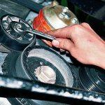 Свист ремня генератора причины ремонт